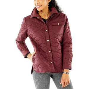 NWT Carve Designs Evans Quilted Shacket/Jacket